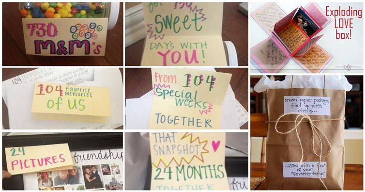 12 diy just because gifts for him boyfriend