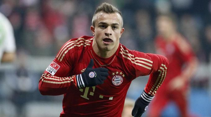 Shaqiri Rules Out A Loan Deal Within The Bundesliga Loan Rules Deal