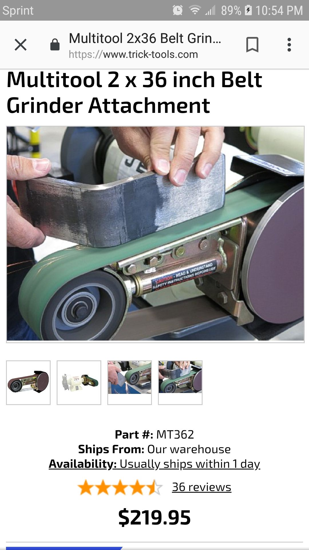 Remarkable The Multitool 2 X 36 Belt Grinding Attachment Is An Upgrade Camellatalisay Diy Chair Ideas Camellatalisaycom