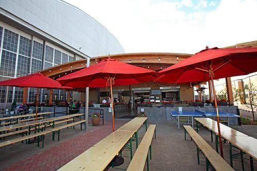 Lowry Beer Garden Denver Restaurants Pinterest Beer
