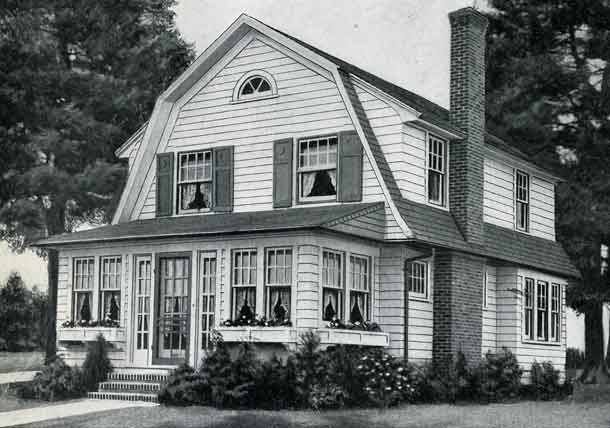 Standard Home Plans for 1926 The Norfolk