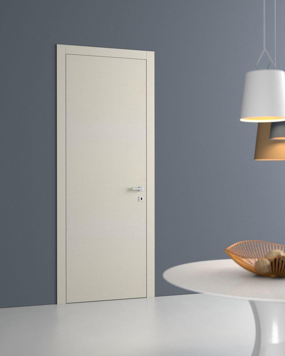 Porte In Larice Bianco.Tl00 Larice Bianco Telaio Trend By Gruppo In Casa Made In Italy