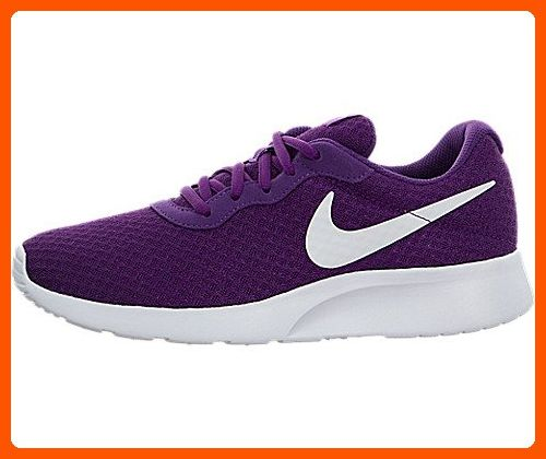 f45bc84228010 Nike Tanjun Bright Grape/White Womens Running Shoes - All about ...