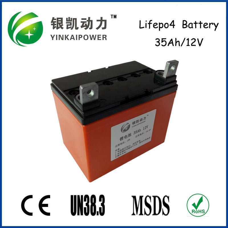 UL approved lithium battery lifepo4 12v 24v 36v 48v 30ah