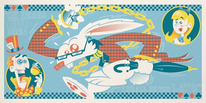 White Rabbit, Scottderby