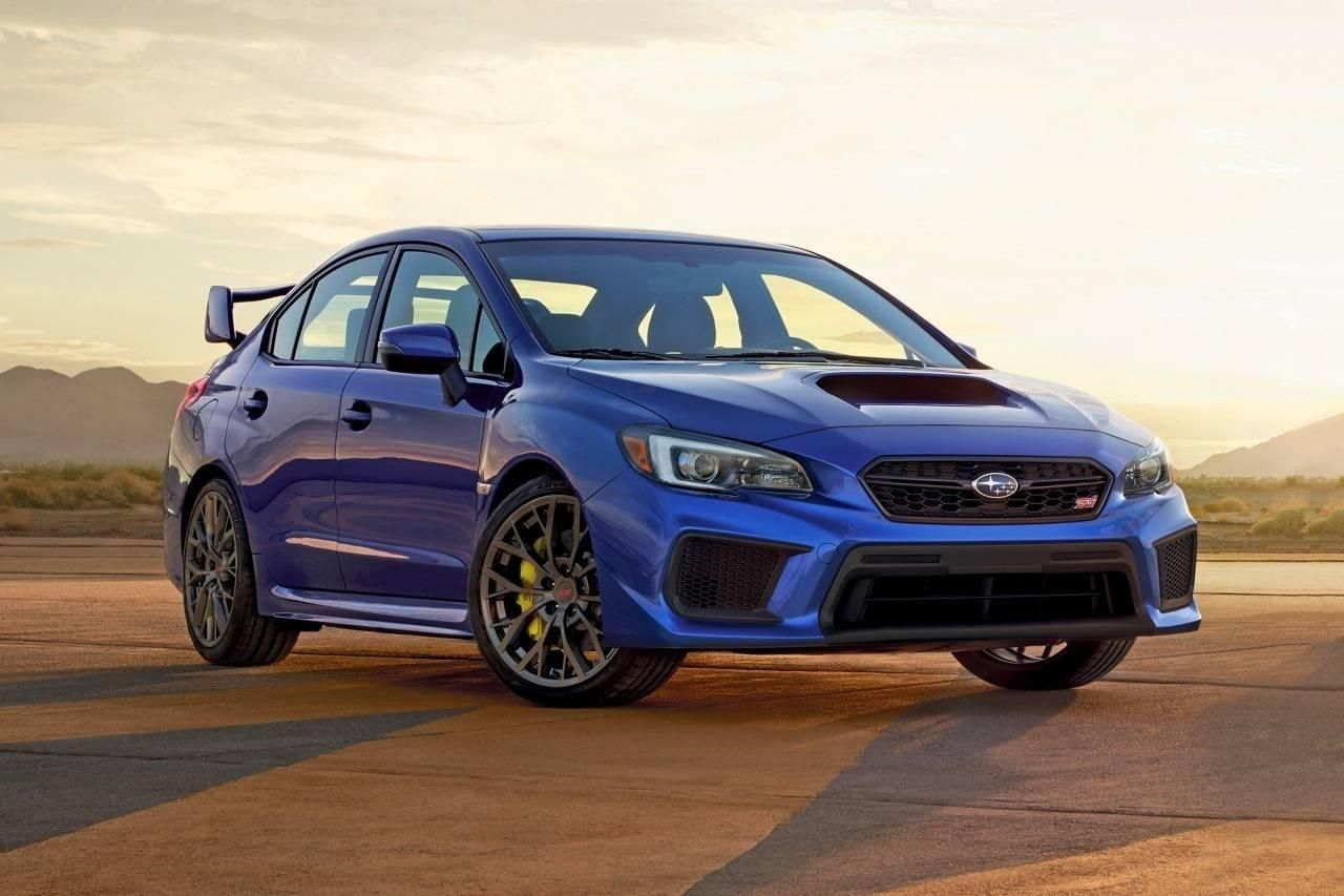 2018 Subaru Wrx Sti Limited Pricing For Edmunds Throughout Release Date And Specs