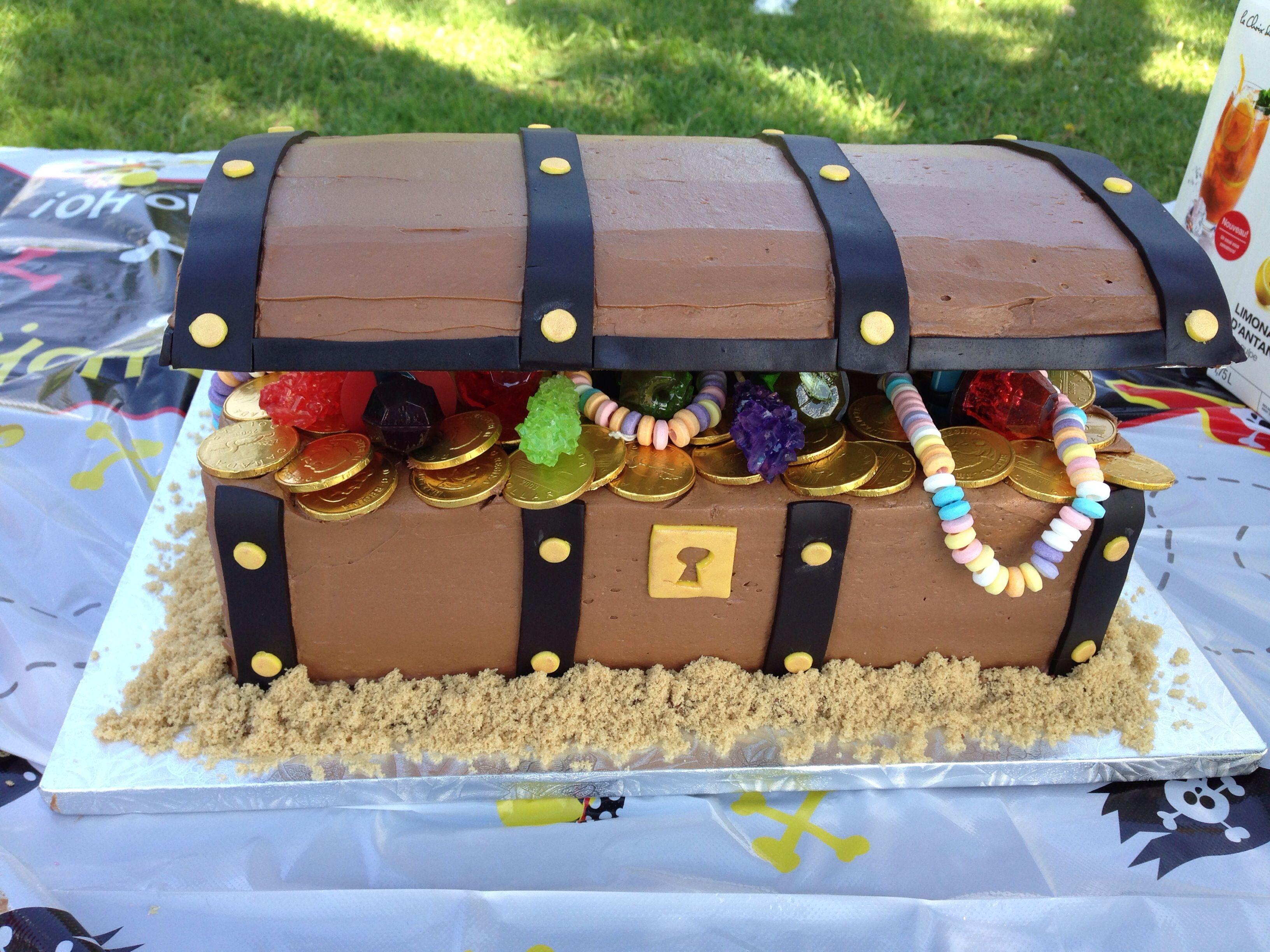 один очень фото торт в виде сундука ценный продукт изготавливается