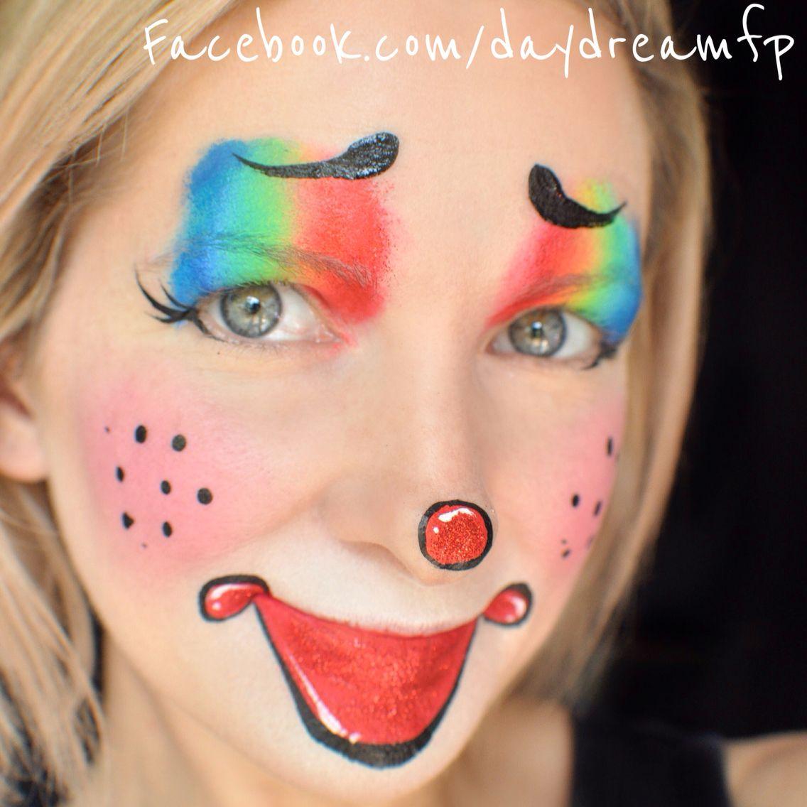 cute clown faces - HD1136×1136