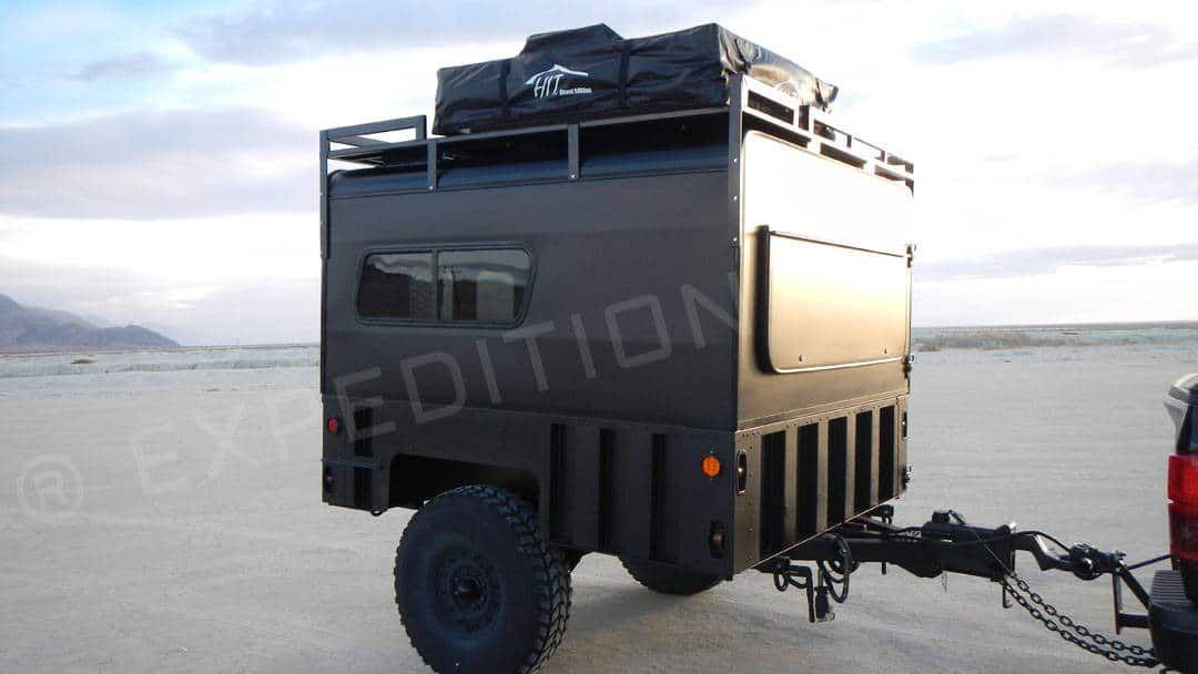 M1102 Blackout Adventure Camper Adventure Campers