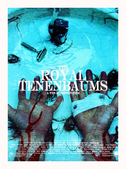 Richie Tenenbaum The Baumer Royal Tenenbaums | Wes...