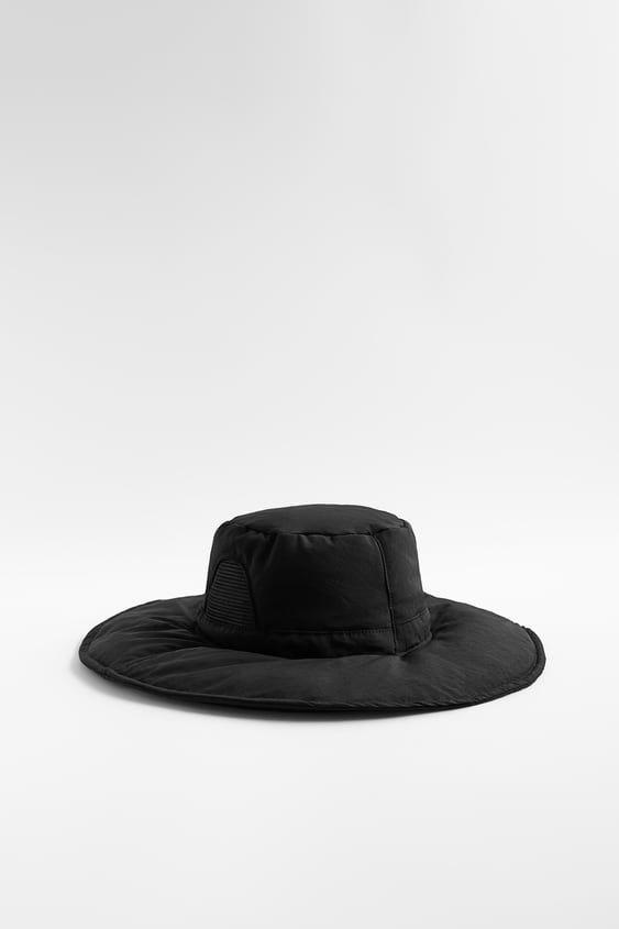 Quilted Bucket Hat In 2021 Hats Cepure Zara