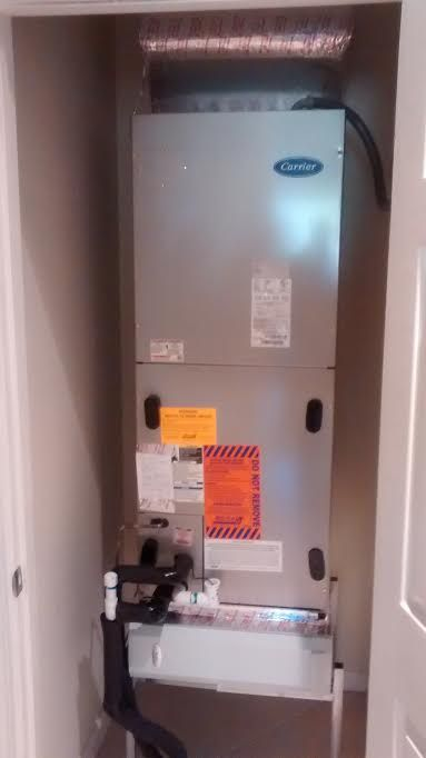 Pictures from another satisfied Mid-Fla client's replacement with upgraded filtration and surge protection. It's all about quality!