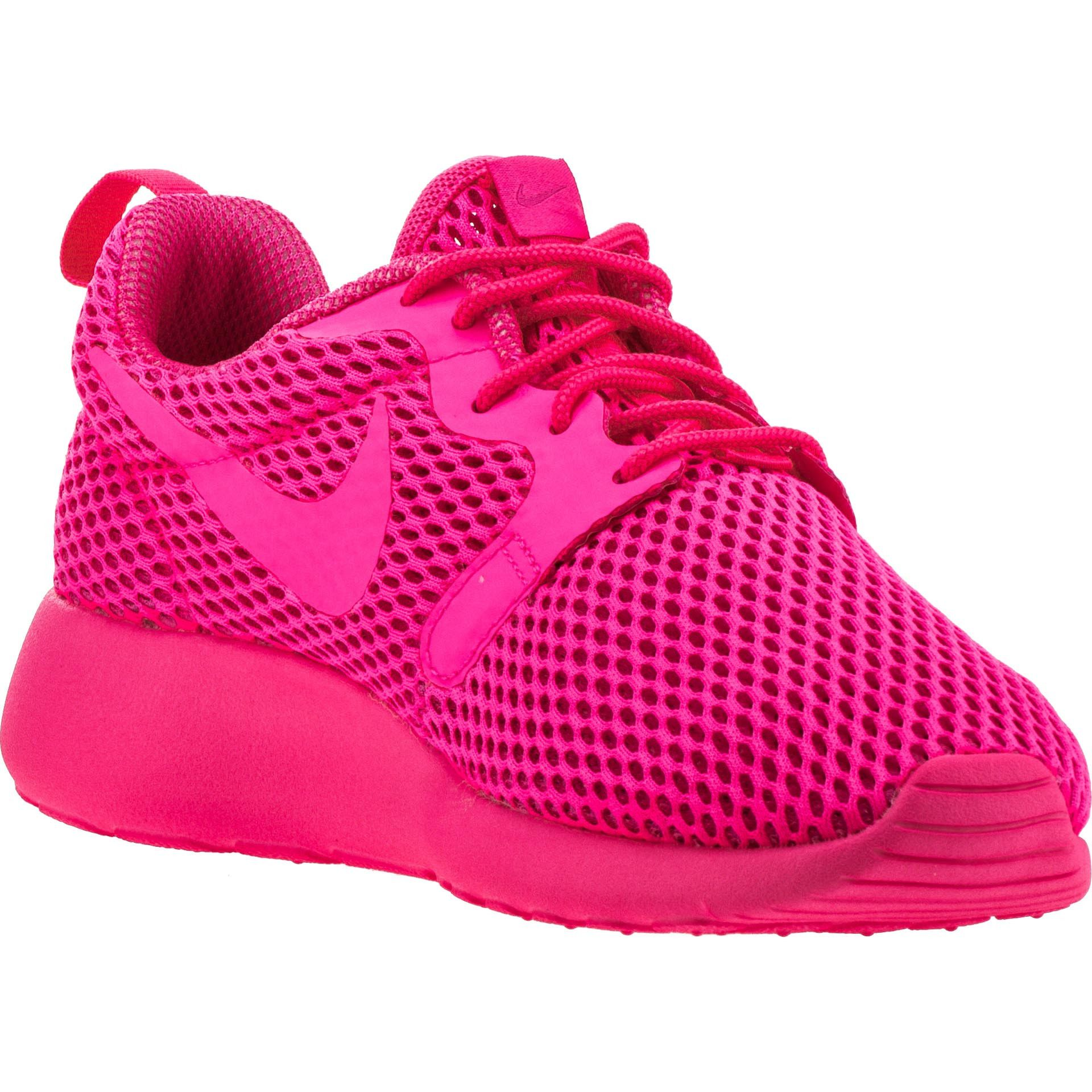 Nike Roshe One Hyper Breathe (Womens) - Pink Blast/Fire Pink/Pink