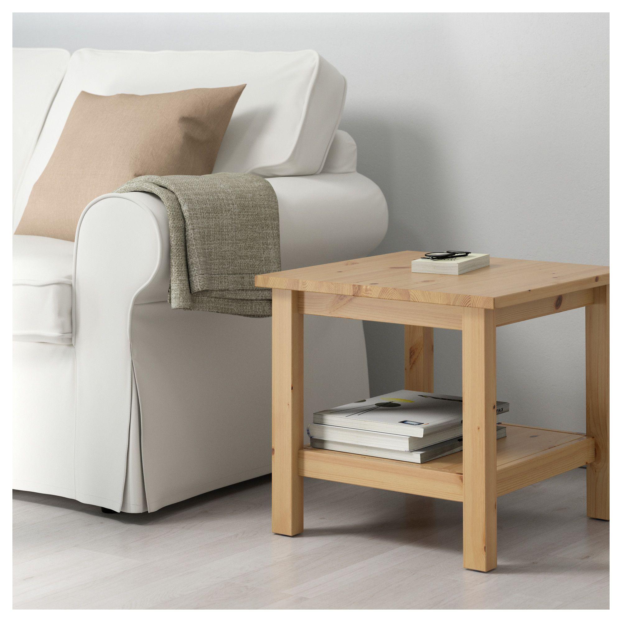 Furniture and Home Furnishings | Ikea side table, White ...