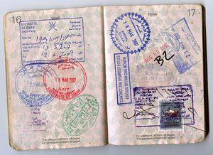 El pasaporte y sus secretos