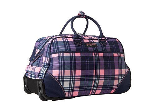 Jansport Small Rolling Duffel Bag Want Additional Info Click On The Image