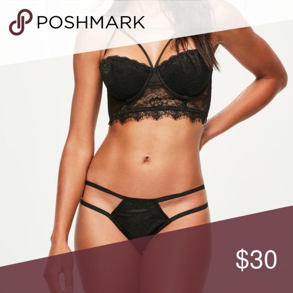 Missguided lace balconette bra Brand new size 34b Missguided Intimates & Sleepwear Bras