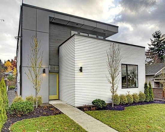 Siding Modern Design Ideas Pictures Remodel And Decor Exterior Design House Exterior Modern Exterior