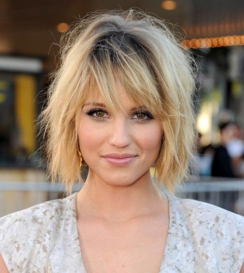 Hairstyles For Round Face beautiful medium blonde hairstyle for a round face 20 Best Hairstyles For Round Faces Womens Bob Hairstyle Bobs And Face Images
