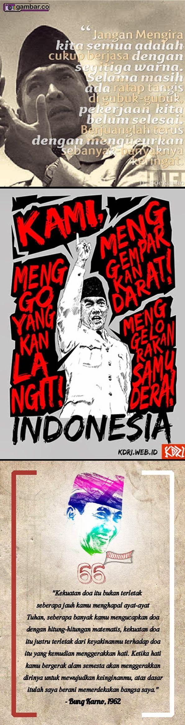 Quotes Soekarno Hari Pahlawan