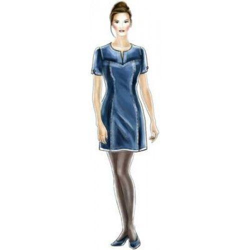 5077 Dress - Dresses - Women