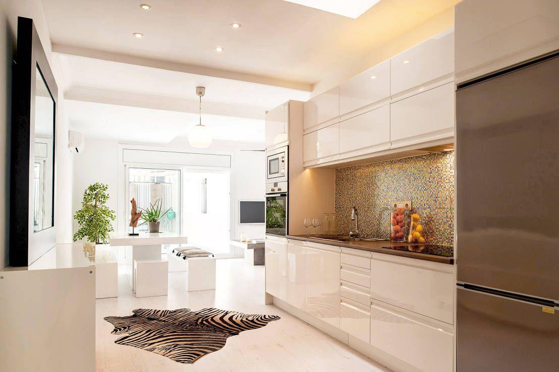 Las mejores cocinas con diseños modernos y minimalistas   Concepto ...