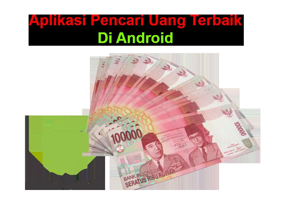 Tutorial Android Indonesia Aplikasi Pencari Uang Di