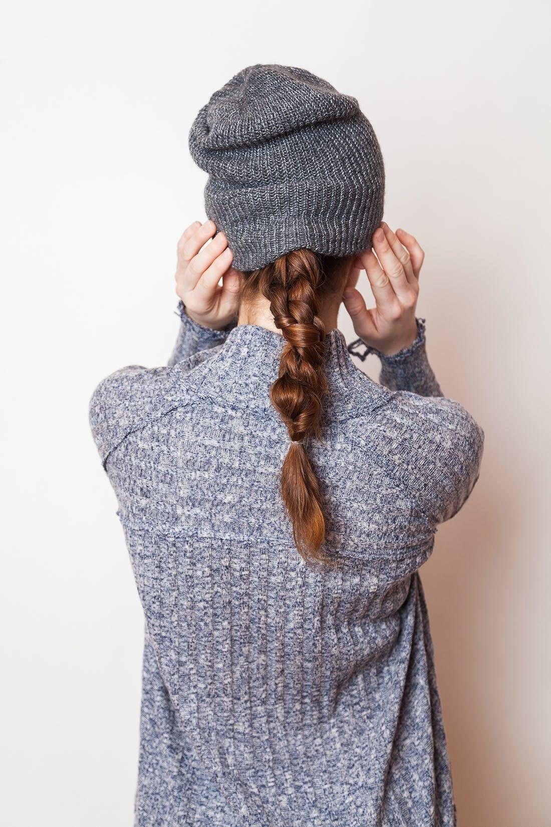 Park Art|My WordPress Blog_Long Hair With Hard Hat