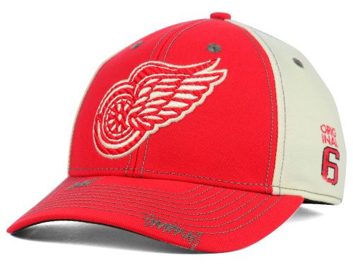 Mitchell /& Ness snapbacks Detroit Red Wings NHL Hockey jersey Cap