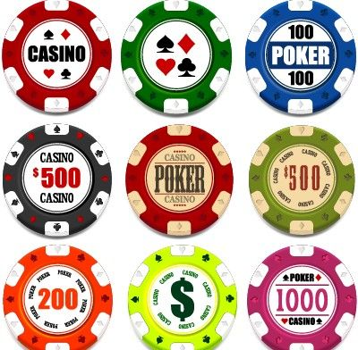 9 Realistic Poker Chips Casino Related Graphics Cdev Casino Poker Chips Poker