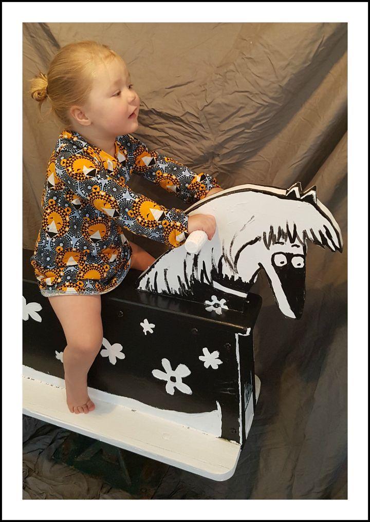 Primadonna's horse moomins DIY