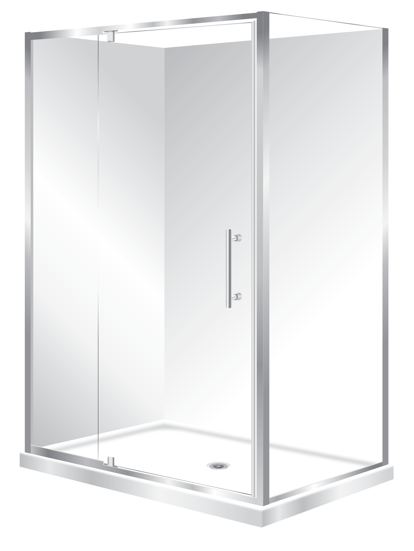 Pin On Square And Rectangle Showers Symphony