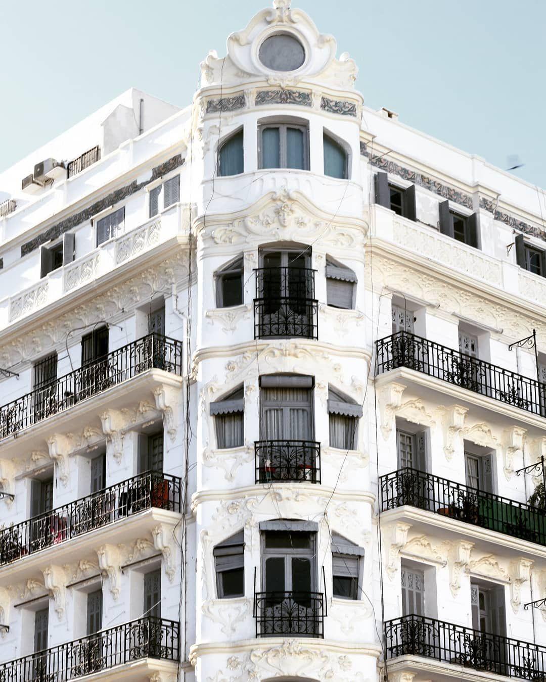 Algiers Algeria Algeria Building Design Algiers