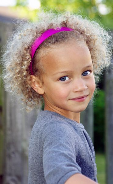 Pin By Evelyne Joseph On Children S Faces 1 Curly Hair Styles Beautiful Children Beautiful Natural Hair