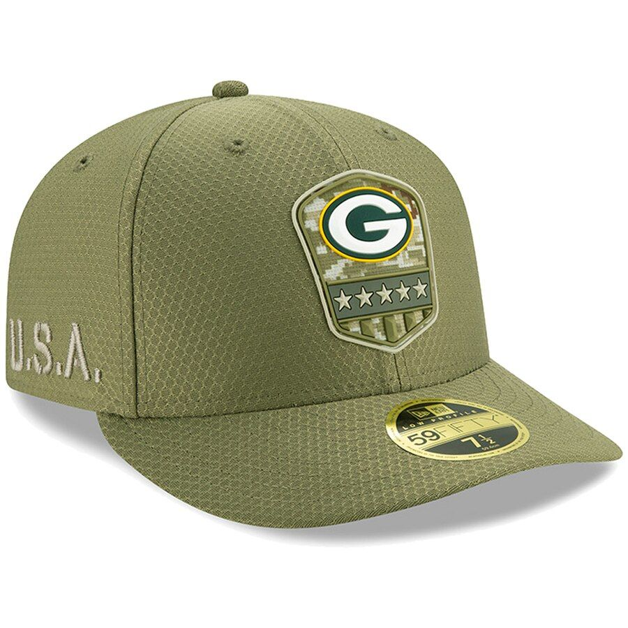 Pin By Miguel Angel On Hats Of Gb In 2020 Fitted Hats Green Bay Packers Salute To Service
