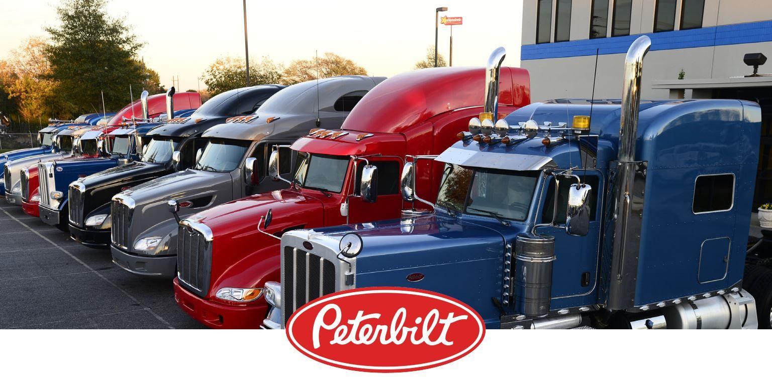 Peterbilt Motors has always taken pride in the equipment