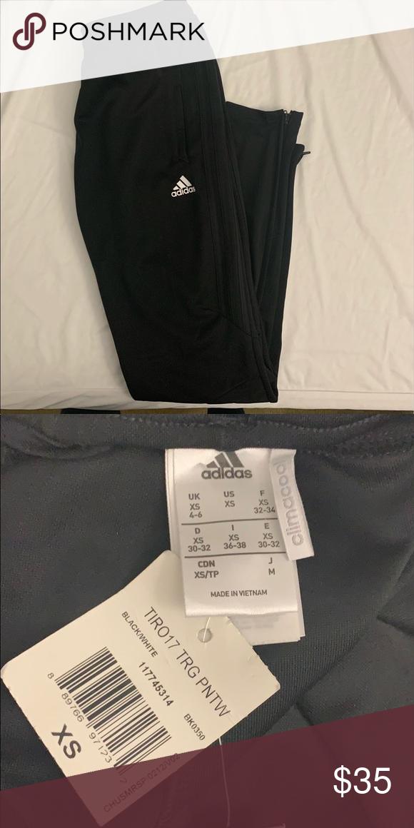 Adidas Climacool Track Pants size XS   Joggers track pants, Pants ...