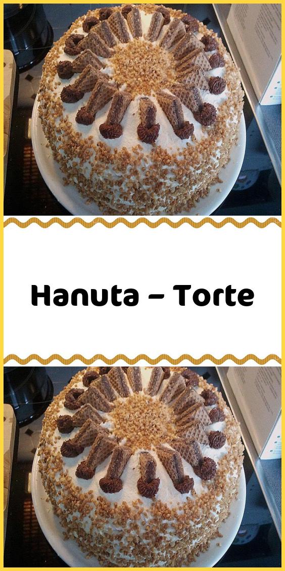 Hanuta – Torte #leckerekuchen
