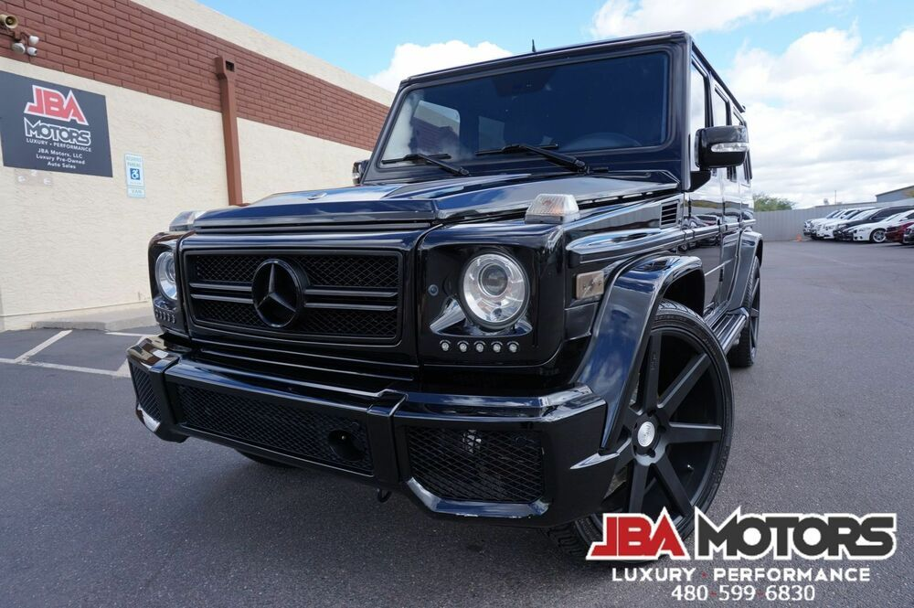 For Sale: 2011 Mercedes-Benz G55 G55 AMG G Class 55 G Wagon