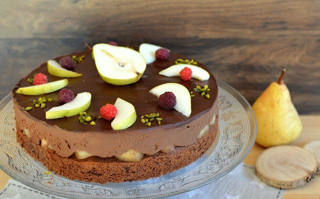 Julias zuckersüße Kuchenwelt Herbstliche Schokomousse
