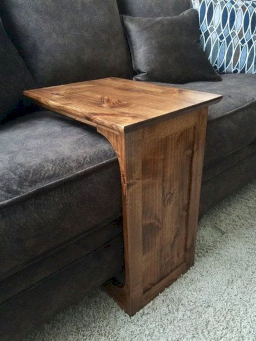 16 Creative Diy Sofa Table Ideas Diy Sofa Table Diy Sofa