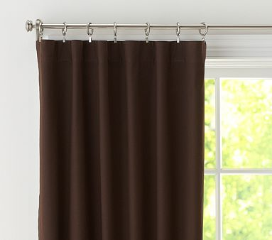 Twill Blackout Curtain Blackout Panels Red Curtains