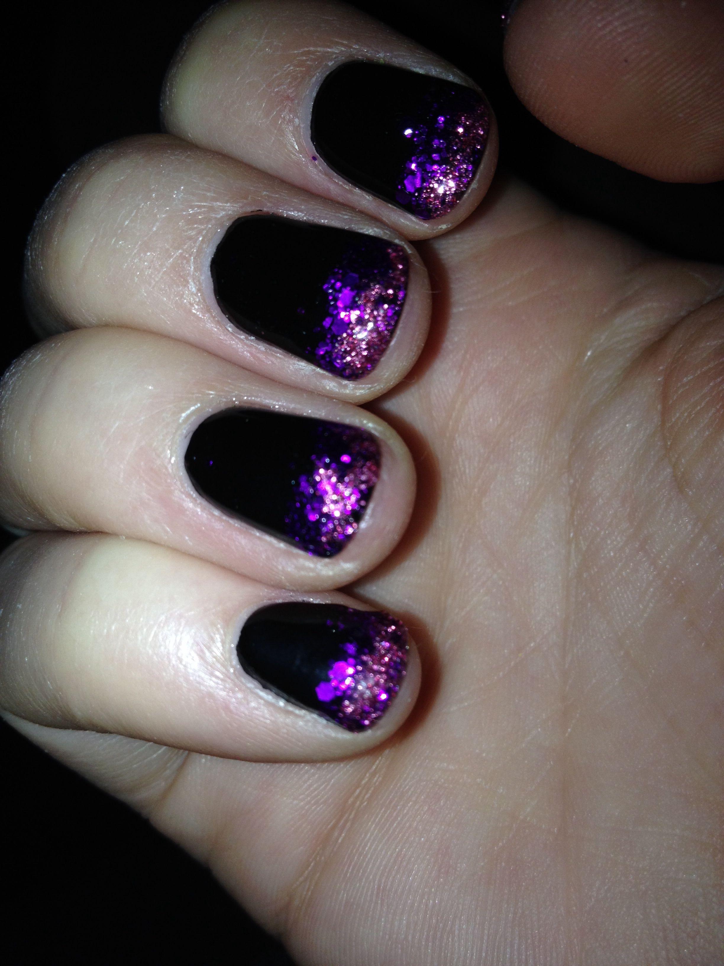 Mes premiers ongles au gel !!