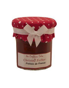 feinste Konfitürencreation von der Königin der Marmeladen, eine wohl der besten Erdbeerkonfitüren der Welt...