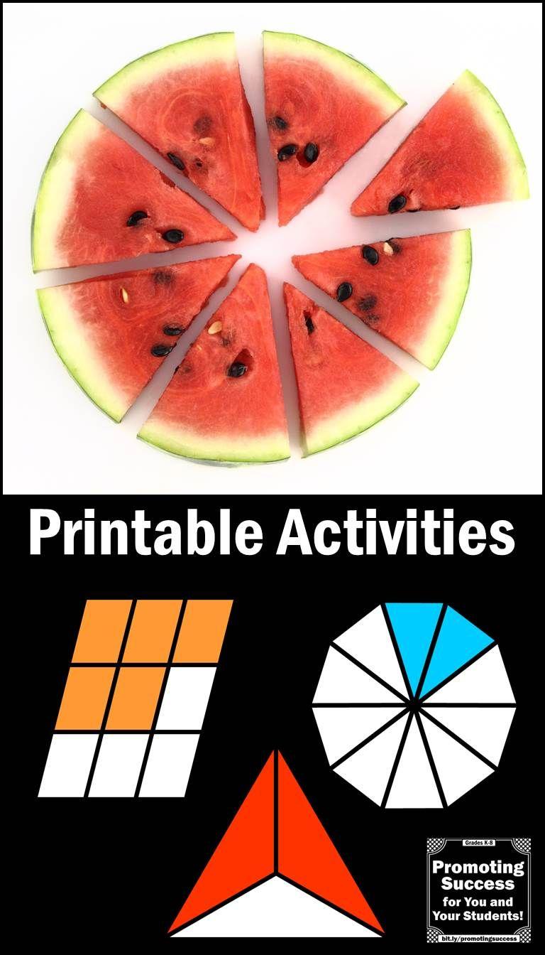 Fractions 3rd Grade Math Bundle Task Cards Games Worksheets Fractions 3rd Grade Math Math [ 1344 x 768 Pixel ]