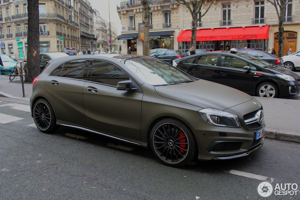 mercedes benz a 45 amg 1 cars motorcycles pinterest mercedes benz benz and cars. Black Bedroom Furniture Sets. Home Design Ideas
