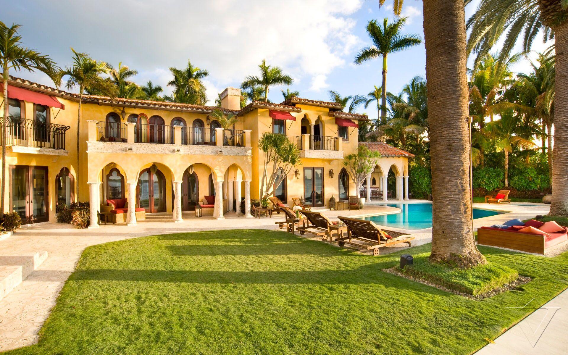 Luxury Villa, Villa Jasmine, Miami, USA, North America