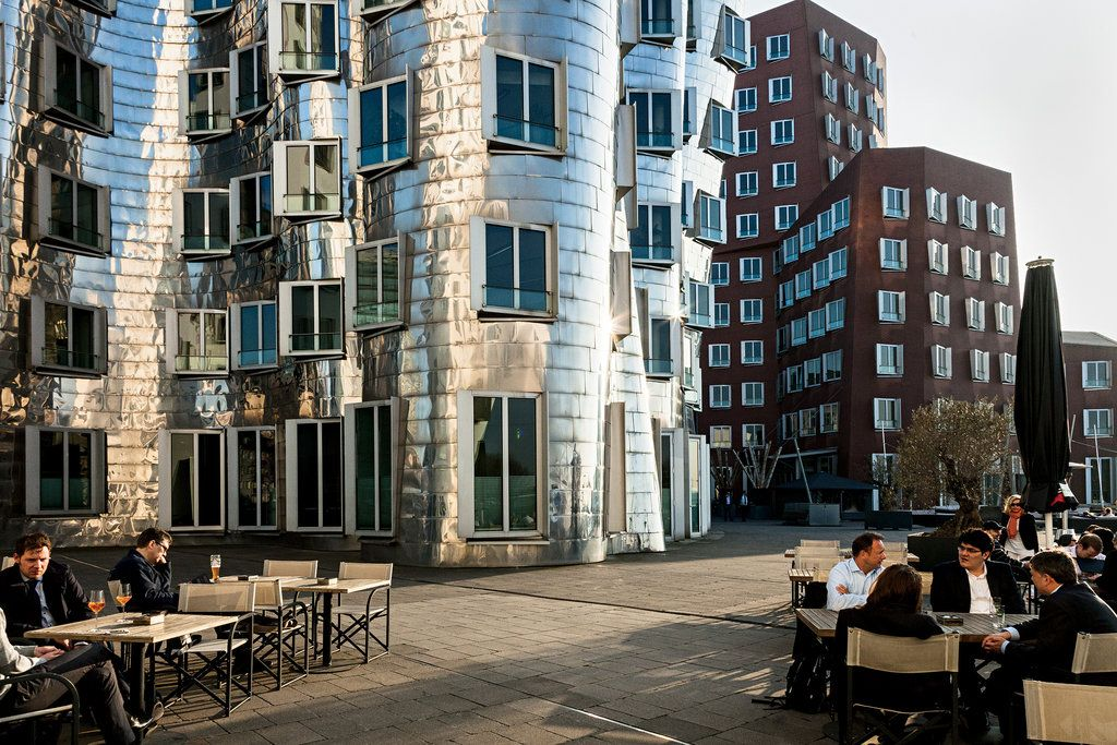 Frank Gehry and David Chipperfield have turned