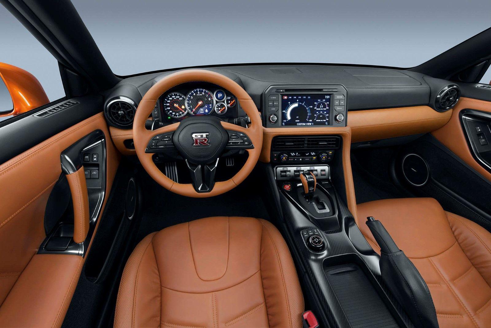 Nissan GTR 2016 interior | clay | Pinterest | Nissan, Nissan skyline ...