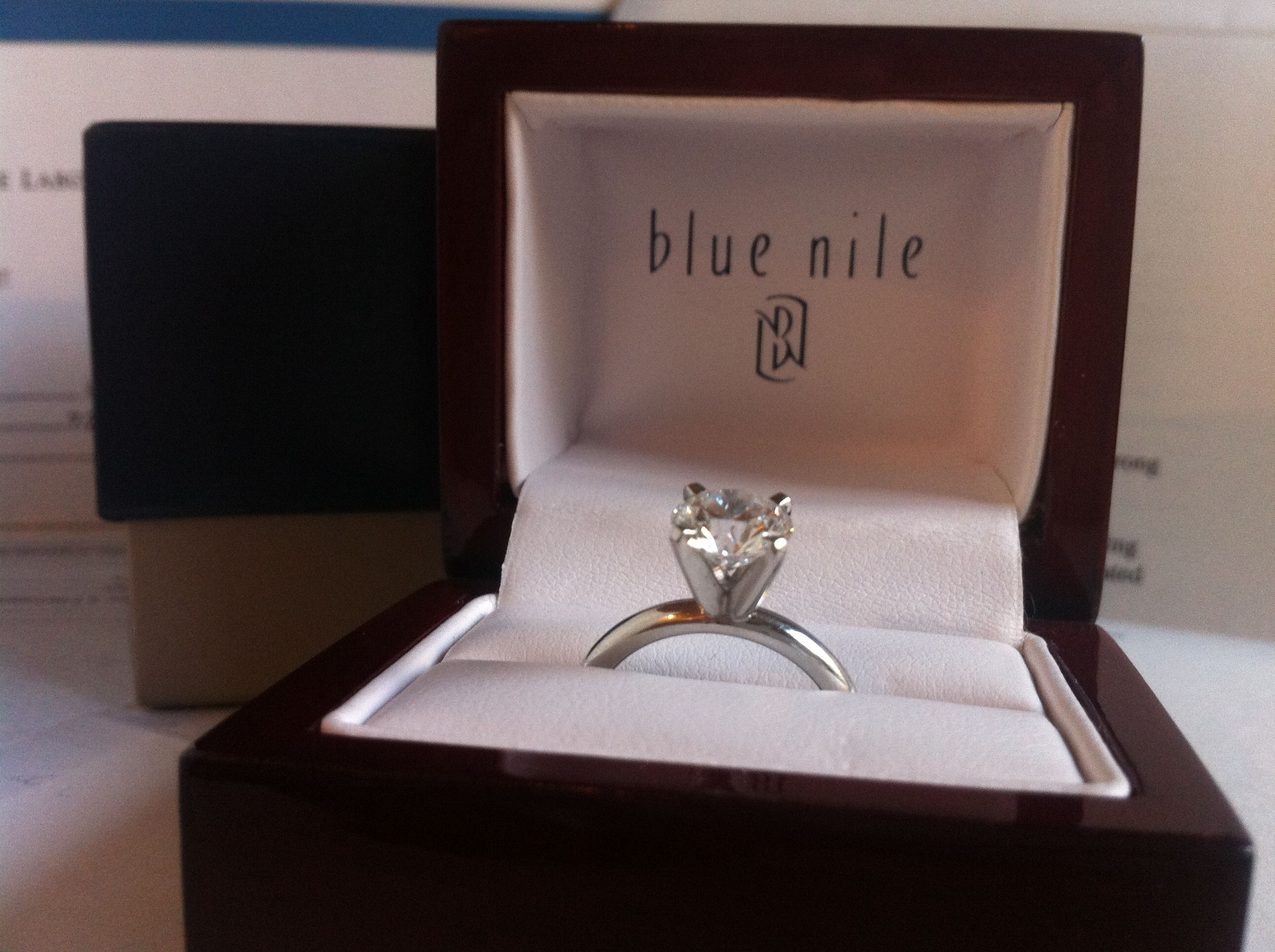Engagement Ring Box In Hand 14 Engagement Rings Pinterest